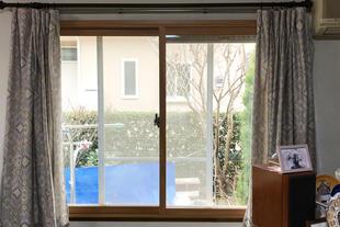 窓周り対策リフォーム
