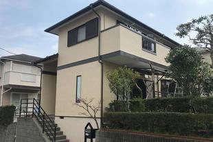 塗料を適材適所で用いた屋根・外壁塗装リフォーム