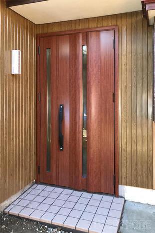 玄関扉を交換して上がる防犯性と家格