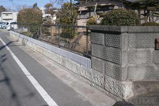 市原市 傷んだフェンスを安全で見栄するものへリフォームしました