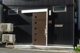 船橋市 店舗兼住宅を耐震補強で安心して住める住まいにリフォーム