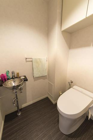 タンクレストイレで快適なトイレ空間