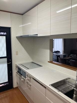 キッチンリフォーム☆シンプルで使いやすい LIXIL『リシェルSI』