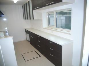 永年住み慣れた空間をリフォーム、そして暖かく機能性もアップ。