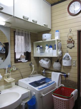 洗面化粧室