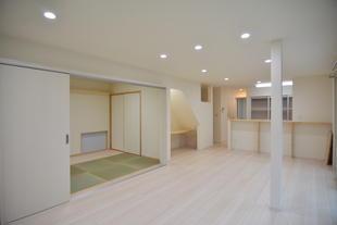 リノベーション「東餅田の家」