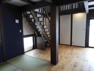 癒しの家 サイエンスホームひのきの家が完成しました。