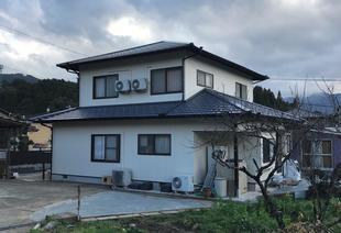 伊万里市 外壁・屋根塗装工事