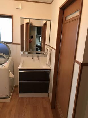 伊万里市 トイレ・洗面脱衣室 改装工事