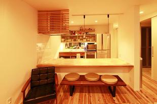 プライベート空間に配慮した2世帯住宅へ