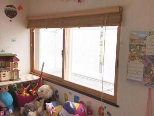 あったかく機密性の高い内窓(インプラス)設置工事