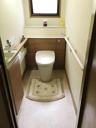 トイレ改修工事【鹿児島市】