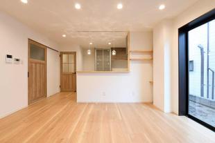 RC造2階建てのお家をリノベーション【鹿児島市】
