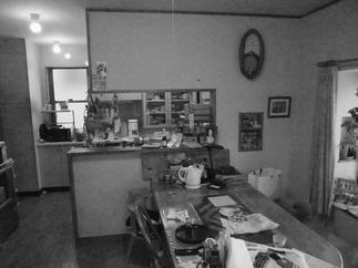 改装前キッチン