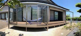 サンルーム・テラス屋根のリフォーム