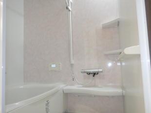 都城市 浴室リフォーム あったかいUBになりました