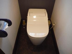 鳥庄様トイレ改修
