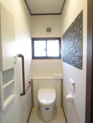 戸建 「トイレ エコカラット」