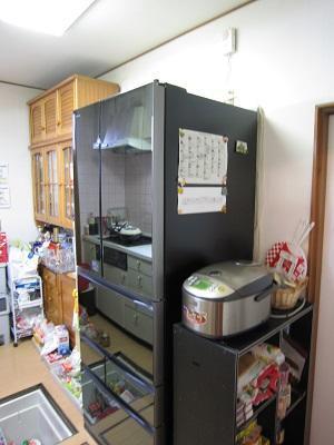 キッチン収納棚 BEFORE