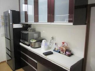 キッチン収納棚 AFTER