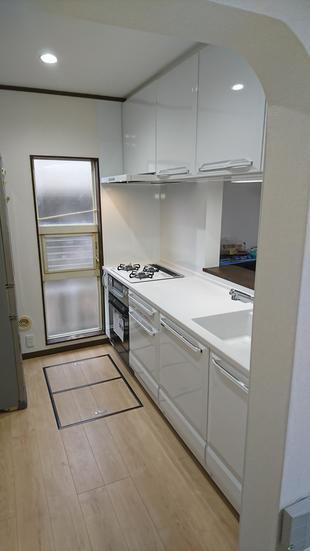 『LDKを更に心地よい空間へ』 タカラのキッチン