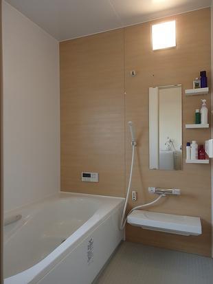 甲府市Y様邸浴室リフォーム