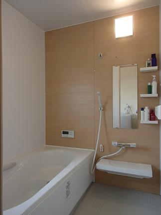 アフター浴室