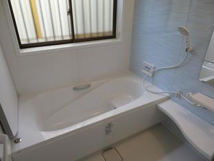浴室改修で快適バスタイムに♪