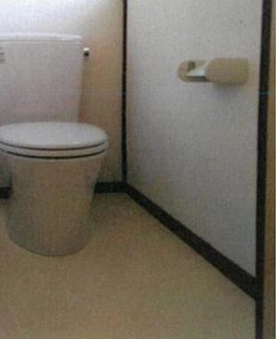 和式トイレを洋式へリフォームIN甲府市