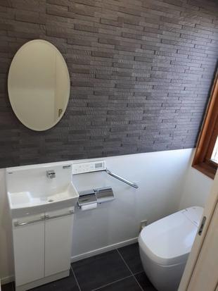思い出のホテルを再現!おしゃれで快適なトイレ空間に大変身