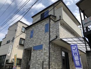 【注文住宅】新築完成 昭和56年5月以前の建物。足立区の助成金対象でした。