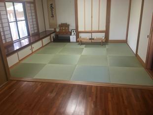 浜松市西区F様邸の和室リフォーム