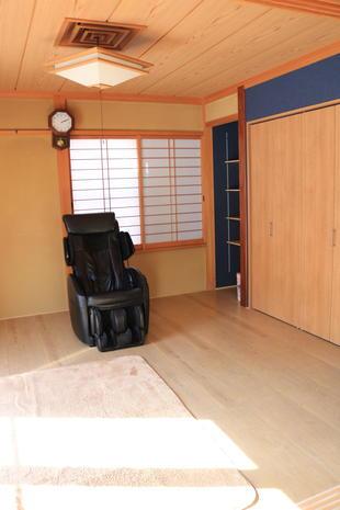 袋井市I様邸 リフォーム 和室改修工事