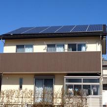 太陽光発電設置工事