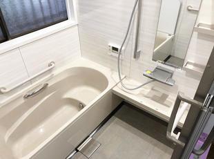 白井市 お風呂時間が楽しくなる 浴室改修工事