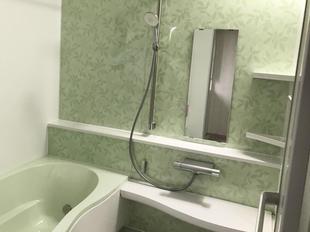 白井市 浴室 癒され空間に大変身!