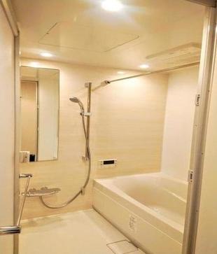 ホテルライクなバスルームにリフォーム
