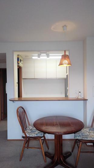 明るく風通しのよいキッチンにリフォーム