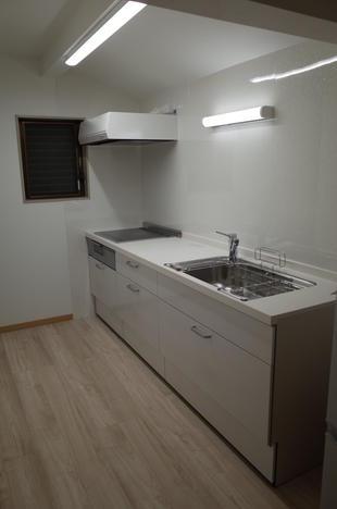 キッチン新設