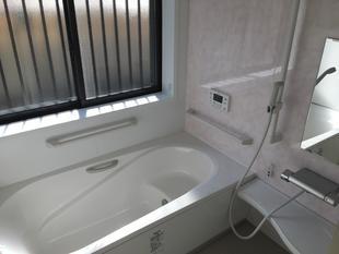 F様 浴室改修工事