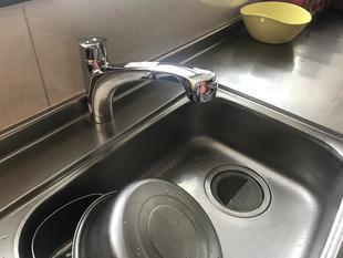 Y様邸 キッチン水栓取替工事