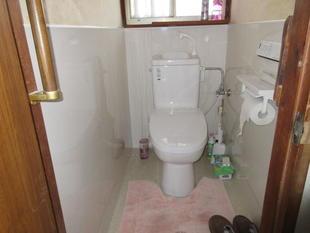 K様邸 トイレ改修工事