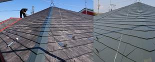 屋根・外壁塗装工事も完全対応します 厚木市