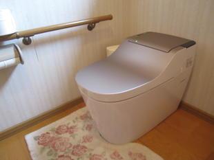 贅沢な時間はトイレから