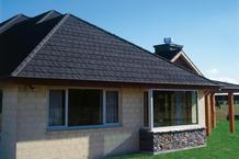 自然素材 屋根リフォーム