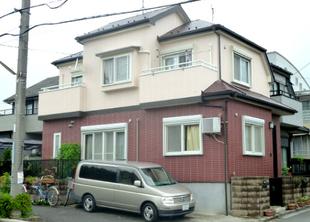 川口市 屋根・外壁塗装工事