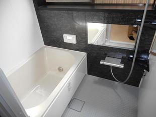 A様邸浴室