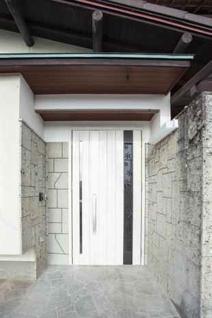玄関の模様替え