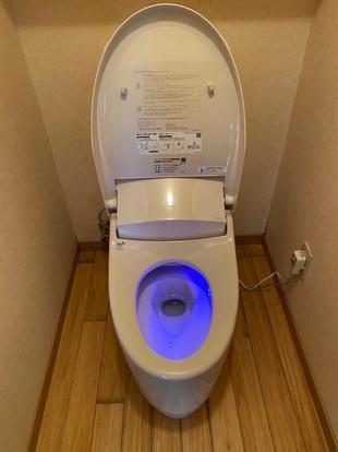 豊後高田市 トイレリフォーム 誰もが使いやすいトイレ