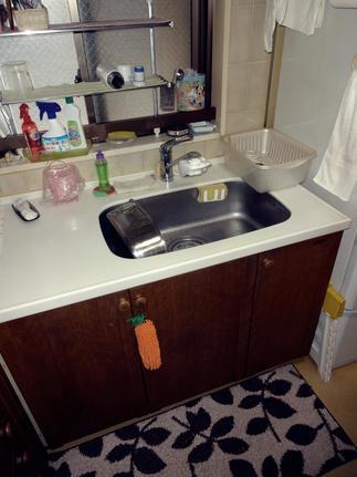 キッチン Before①